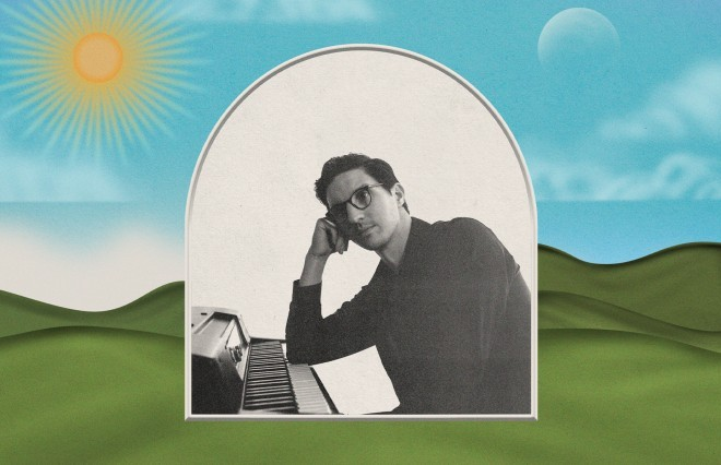 Dan Croll launches his Reluctant Runners Club alongside a new EP