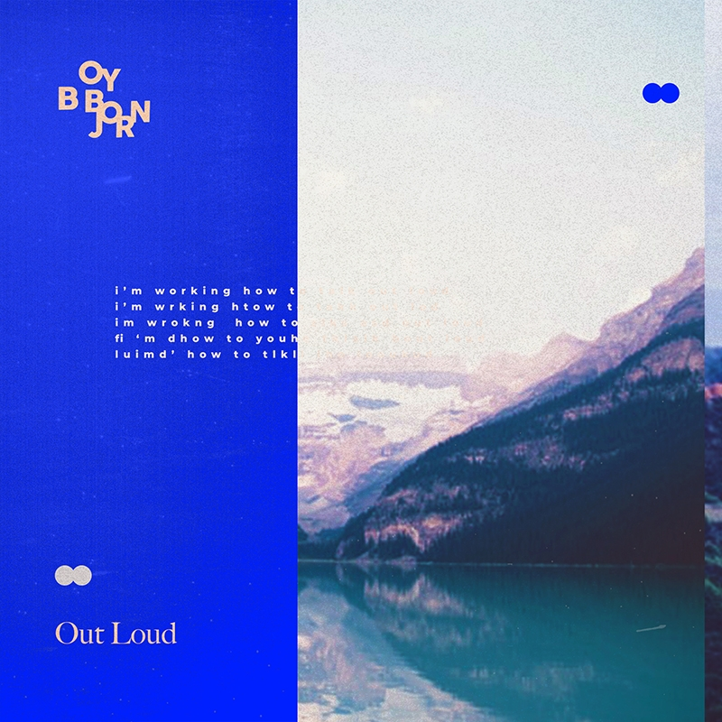 Out Loud Release Artwork