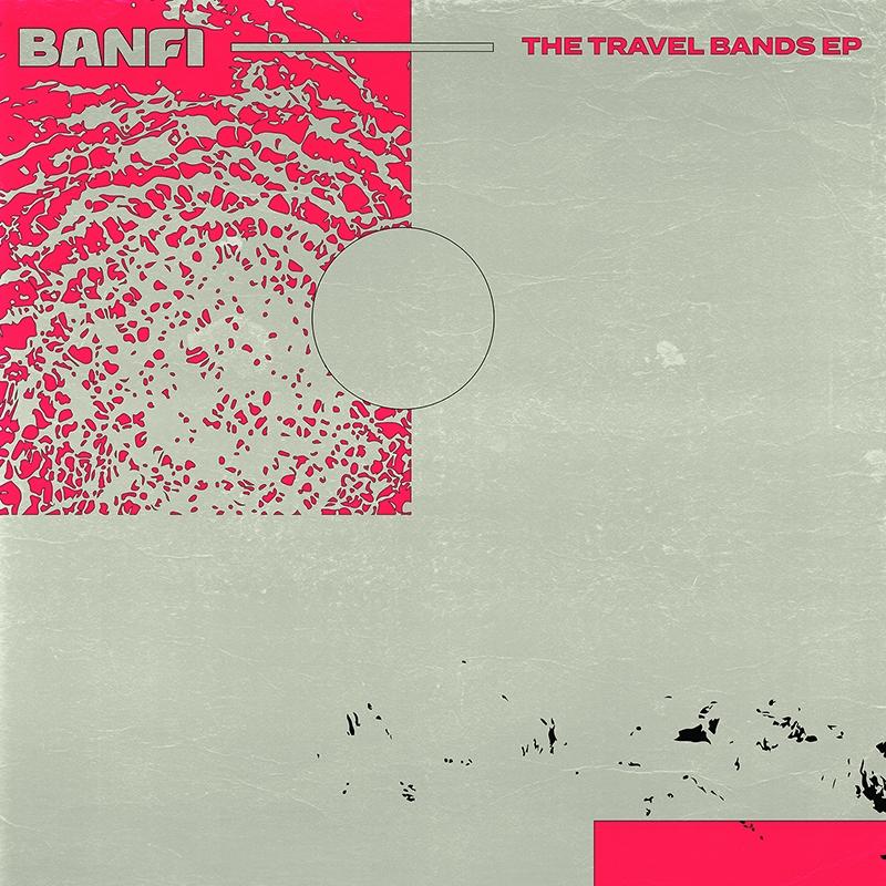 Travel Bands EP Release Artwork