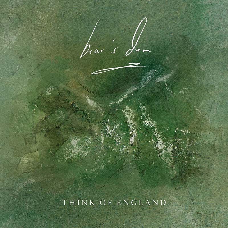 Think of England Release Artwork