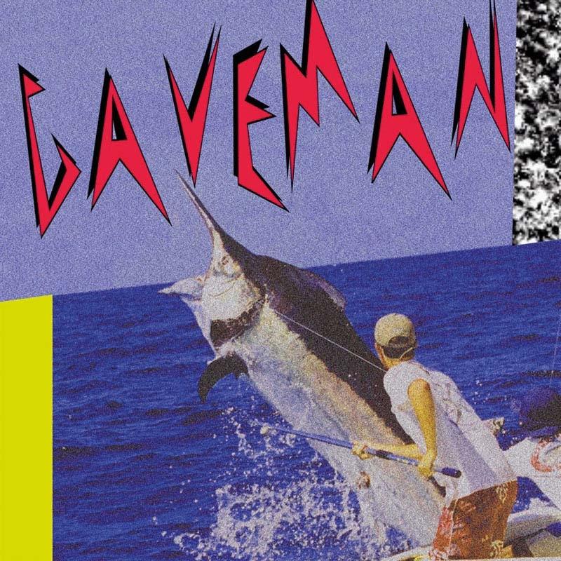 Caveman Release Artwork