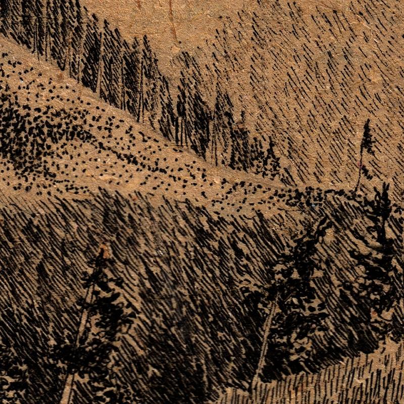 Distance Makes Mountain Mountains - Instrumental Release Artwork