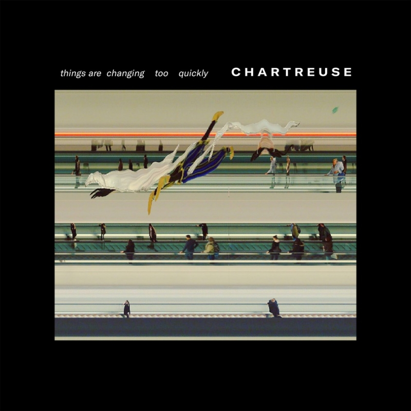 Things Are Changing Too Quickly Release Artwork