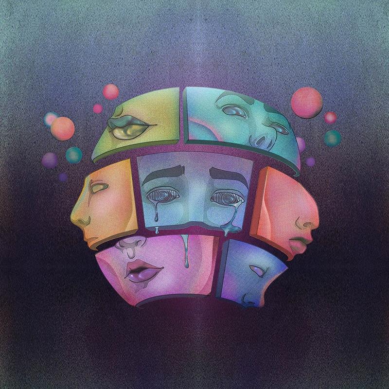 Heavy / Twist EP Release Artwork