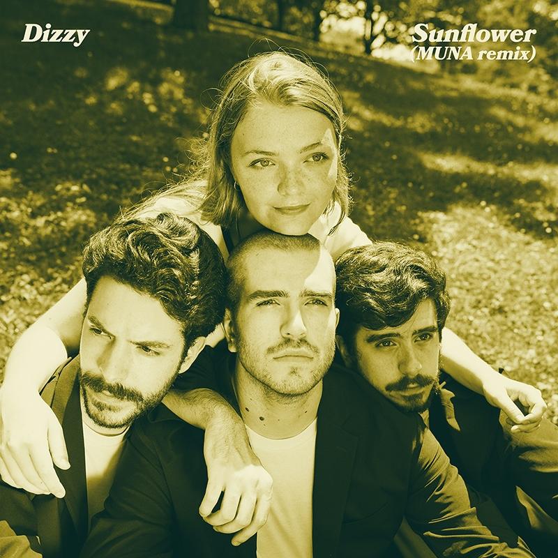 Sunflower (MUNA Remix) Release Artwork