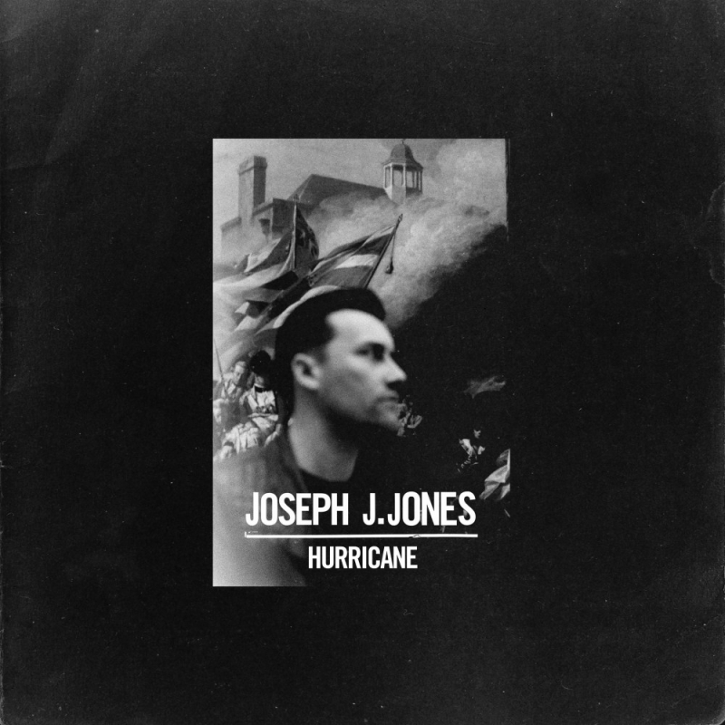 Hurricane EP Release Artwork