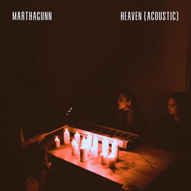 Heaven (Acoustic) Release Artwork