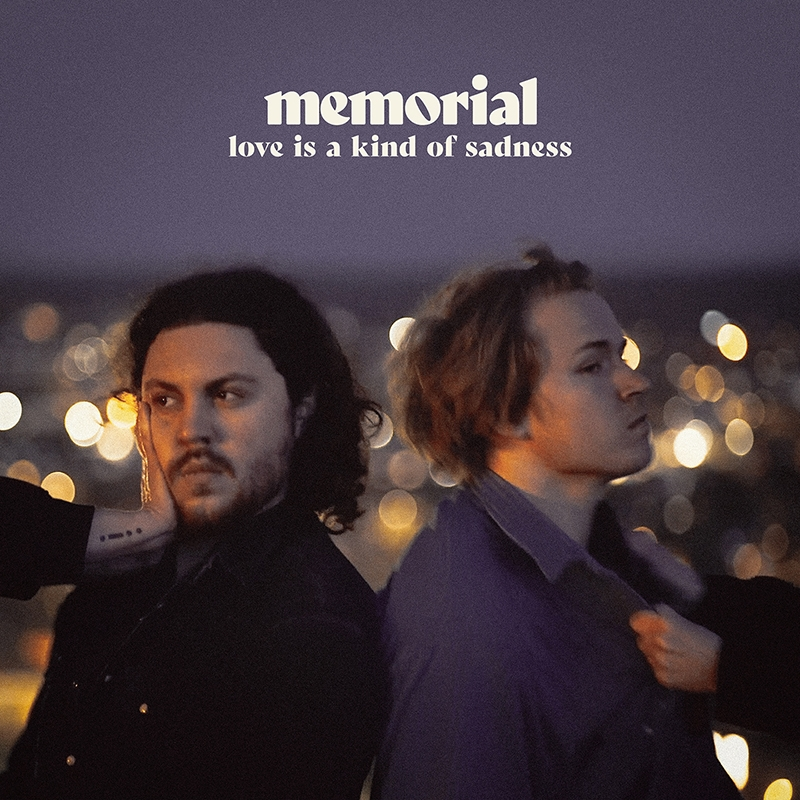 Love Is A Kind Of Sadness Release Artwork