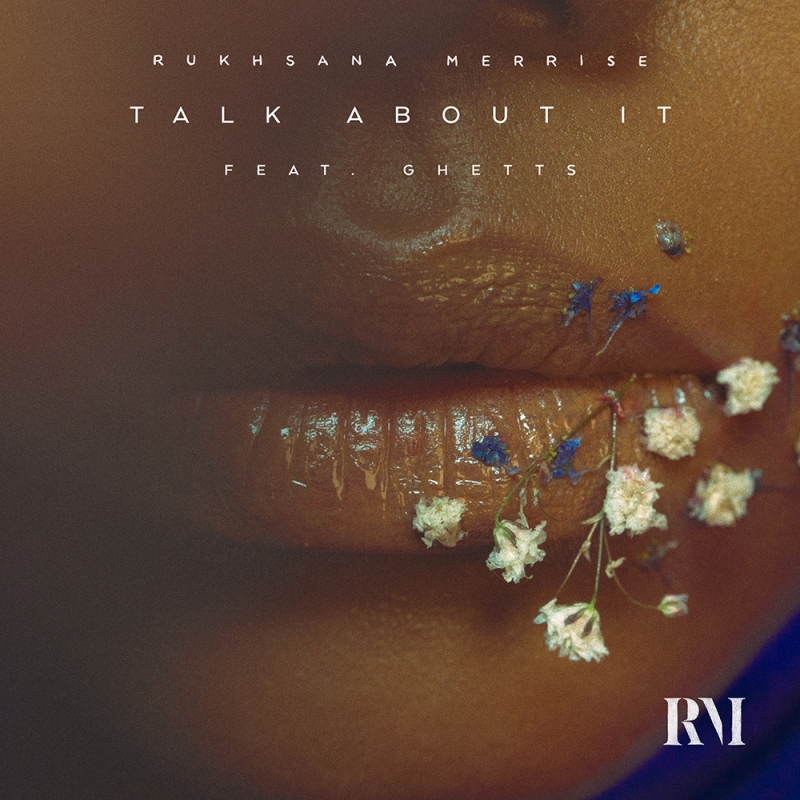 Talk About It Feat. Ghetts Release Artwork