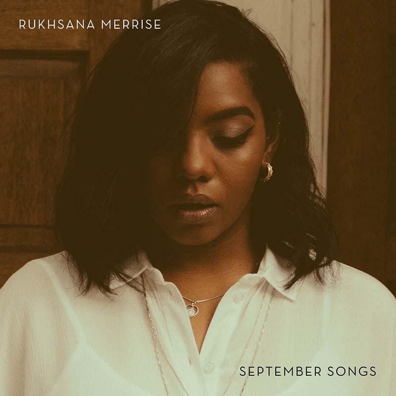 September Songs Release Artwork
