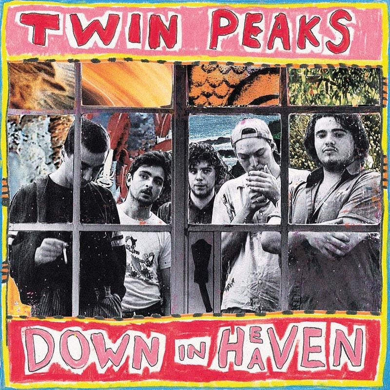 Down In Heaven Release Artwork
