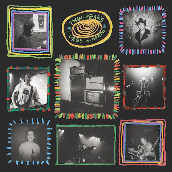 Urbs In Horto (Live Album) Release Artwork
