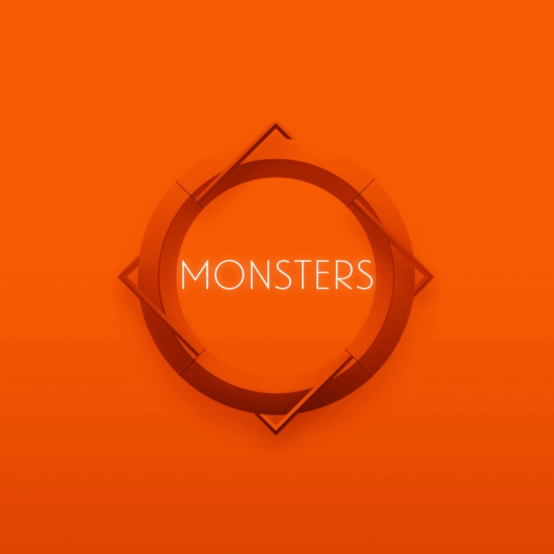 Monsters Release Artwork