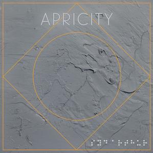 Apricity (Single) Release Artwork