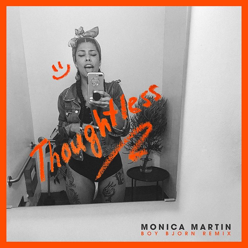 Thoughtless (Boy Bjorn Remix) Release Artwork
