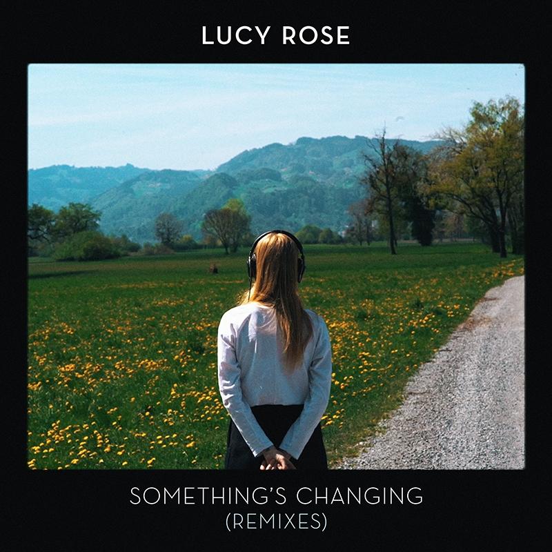 Release Artwork: Something's Changing (Remixes)