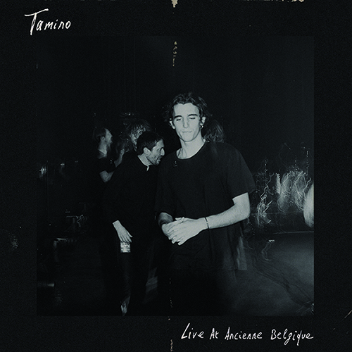 Indigo Night (Live at Ancienne Belgique) Release Artwork